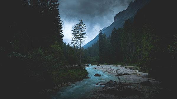 Sei der Fluss
